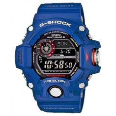 GW-9400NV-2 Casio G-Shock Triple Sensor