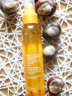 Beauty & Lifestyle Blog für die Frau ab 40: Hair Care Oil von Dr. Pierre Ricaud aus Paris  /  ...