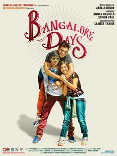 Return to the main poster page for Bangalore Days (#1 of 7)