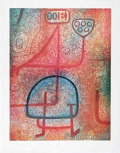 Paul Klee - La Belle