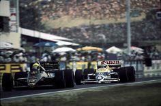 Senna Historic