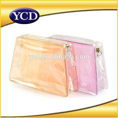 63f770cf395b 2015 Whosale Professional Custom Zipper Waterproof Pvc Clear Cosmetic Bag