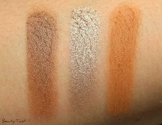 Make Up For Ever Artist Shadows Review & Swatches