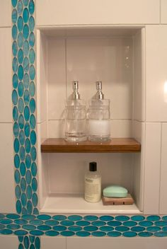Beautiful accent tile
