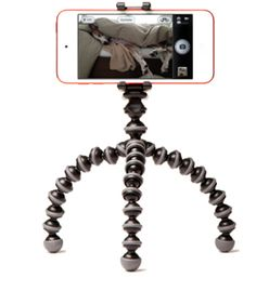 Yo os recomiendo el GorillaPod para cualquier clase de smartphone - Get hold of plenty of other awesome things for the kitchen!