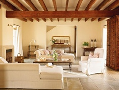 Ideas for my future rest house Hill Country Homes, Country House Design, Country Houses, Estilo Colonial, Rest House, Custom Home Designs, Interior Decorating, Interior Design, Winter House