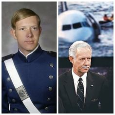 Chelsey Sullenberger-Air Force -Captain-Brought Flight 1549 down safely in the Hudson River