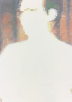 Luc Tuymans - Issei Sagawa, 2012 - oil on canvas
