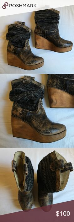 "Bed | Stu ""Bruges"" boots Bed 