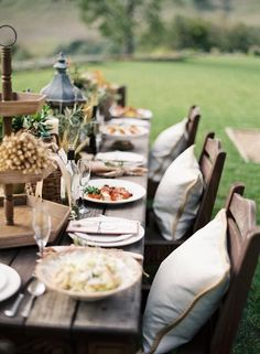 outdoor decoration tips dining