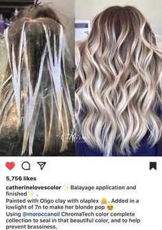 Hair Color Formulas, Nose Hair Trimmer, Hair Color Techniques, Hair Color And Cut, Hair Highlights, Balayage Hair, Hair Dos, Pretty Hairstyles, Dyed Hair
