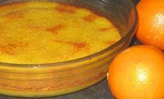 Fondant à l'Orange, caramélisé Flan, Dessert Crepes, Food And Drink, Pudding, Fruit, Cake, Texture, Galette, Brownies