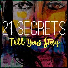 Win one of 2 places in the last ever edition of the 21 Secrets art workshops! And take advantage of the early bird discount, ending Friday