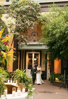 #HotelMazarin  Upbeat Southern Garden Fête   New Orleans, LA