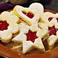 25 nejlepších receptů na pečené vánoční cukroví | ReceptyOnLine.cz - kuchařka, recepty a inspirace Christmas Cookies, Nutella, Waffles, Cooking, Breakfast, Anna, Cookies, Xmas Cookies, Morning Coffee