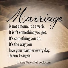 Love And Marriage Quotes 10 Things Marriage Is  Pinterest  Sleepover Wisdom And Feelings