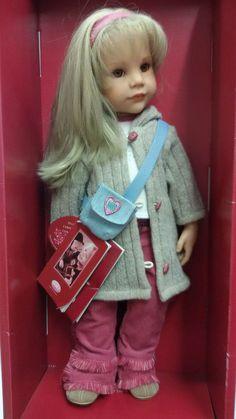 Götz Puppe Gotz Doll MADELEINE