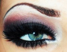 I like this eyeshadow look!