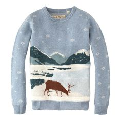 oh my! Christmas jumpers make me wish it were winter here in December