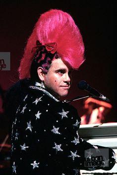 Elton John 1986