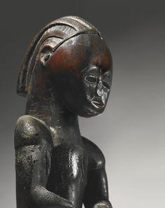 Fang Eyema Byeri (Reliquary Guardian Figure), Ntumu, Gabon  http://www.imodara.com/item/gabon-fang-eyema-bieri-reliquary-guardian-figure-ntumu/