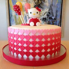 Children's Birthday Cakes hello kitty