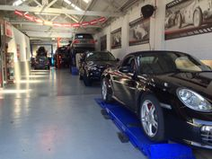 Porsche service repairs