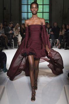 Giambattista Valli   Haute Couture - Spring 2017   Look 22