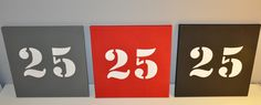 the 25 holiday canvas from re-nest studio on etsy!