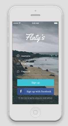 30 Tasty Food Mobile App Designs for Foodies | Application design ...