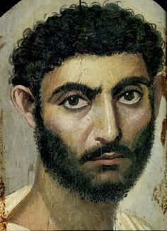 *EGYPT ~ A bearded man from Al Fayoum