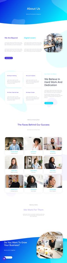 Digital Agency – Landing Page Wordpress Template, Template Web, Free Website Templates, Website Design Inspiration, Web Design, Portfolio Website Design, Wordpress Website Design, Layout, Digital