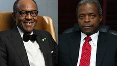 NIGERIAN TOP SECRET: Security expert explains why Osinbajo can't attend...