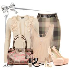 Untitled #586, created by midtoeast on Polyvore
