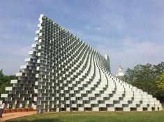 Serpentine Pavilion by BIG ©David Morris