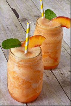 Peach Flavored Lemon