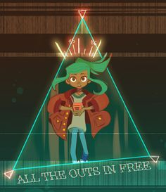 Oxenfree: Tuning into the Source by Dream-Piper