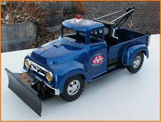 1957 Custom Tonka AA Wrecker with Blade
