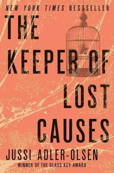 """Read """"The Keeper of Lost Causes The First Department Q Novel"""" by Jussi Adler-Olsen available from Rakuten Kobo. Get to know the detective in charge of Copenhagen's coldest cases in the first electrifying Department Q mystery from Ne. Good Books, Books To Read, My Books, Music Books, Reading Lists, Book Lists, Book 1, The Book, Book Nerd"""
