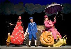 """Únics Produccions, amb """"El Petit Dalí"""", al Teatre Poliorama BCN (març 2014)"""