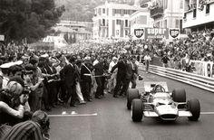 Monaco, la princesse de la Formule 1