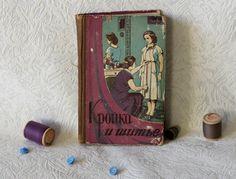 Other Needlecraft Supplies 1961 Soviet Russia Needlework Crafts Fashion Album Russian Embroidery Knitting Needlecrafts & Yarn