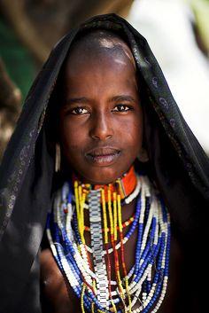 * Erbore girl - Ethiopia _  Steven Goethals_*