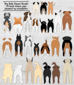 Pintura Country, Custom Dog Portraits, Dog Crafts, Animal Projects, Dog Signs, Pugs, Corgi Pug, Dog Leash, Rottweiler