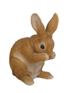 A Loja do Gato Preto | Coelho #alojadogatopreto Rottweiler, Carlin, No Name, Woodland Party, Marceline, Statue, Rabbit, World, Fun