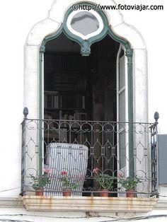 Portugal, Porch And Terrace, Secret Places, Corridor, Doorway, Windows And Doors, Hui, Portuguese, Shutters