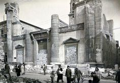 San Sebastiano nel 1946. Verona, The Past, Italy, Fotografia, War