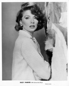 Suzy Parker - 20th Century Fox 1959 Suzy Parker b5acba642a0
