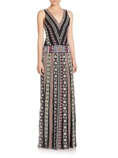 Ersa Embroidered Maxi Dress by Alice   Olivia at Gilt