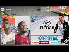 Fifa Games, Soccer Games, Cell Phone Game, Offline Games, Association Football, Fc Chelsea, European Soccer, Fifa 20, Ea Sports